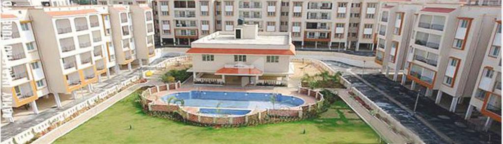 Shriram Shreyas - Elevation Photo