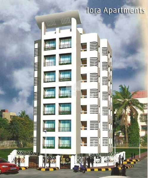 Harshail Iora Apartments - Project Images