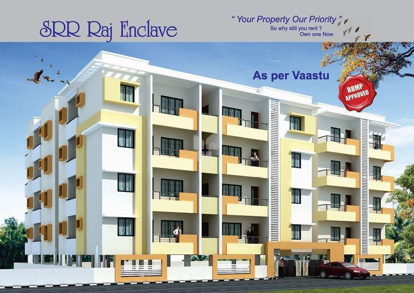 SRR Raj Enclave - Project Images
