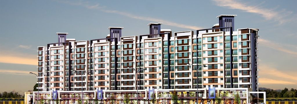 MAAD Nakoda Heights - Project Images