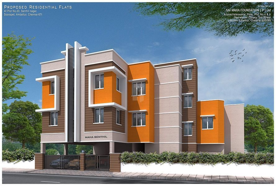 Maha Senthil - Project Images