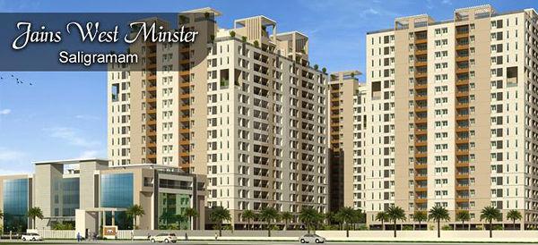 Jains West Minster - Elevation Photo