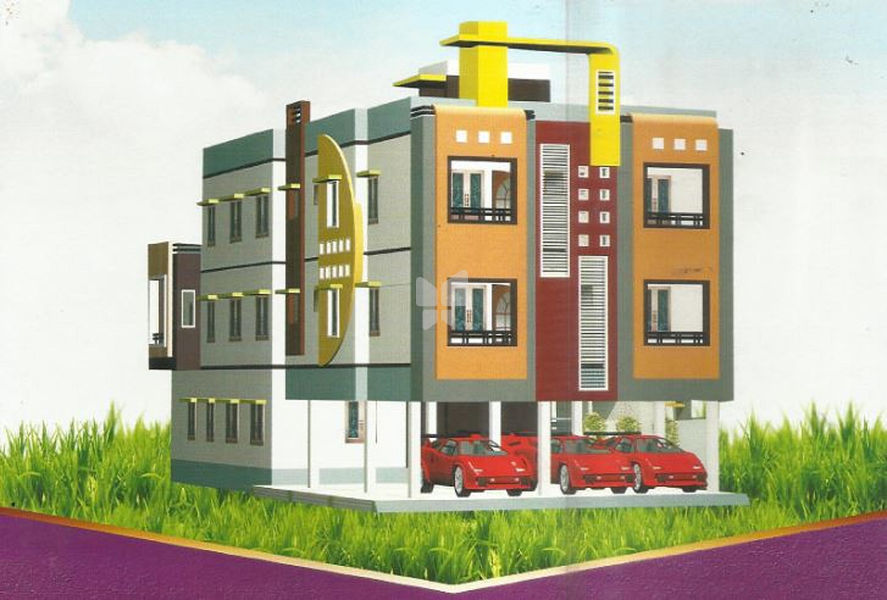 Akshaya Foundations Monish Homes - Project Images