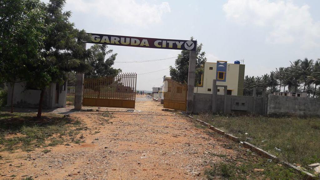 Greater Bangalore Garuda City - Elevation Photo