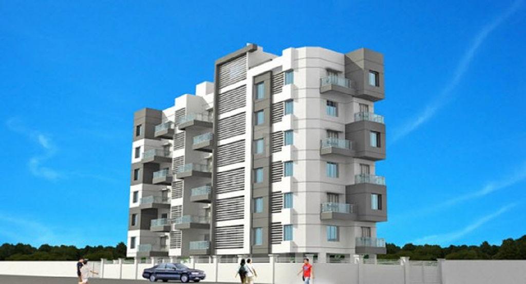 Anuraj Mahadev Heights - Project Images