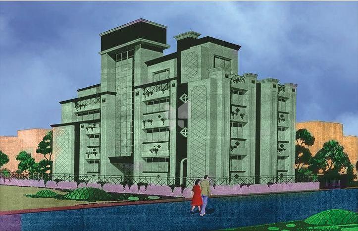 Swastik Saptashrungi Co-op. Hsg. Soc. - Elevation Photo