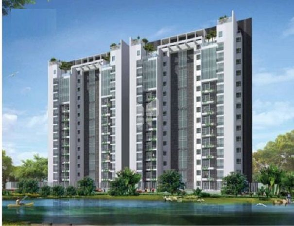 Vishwakarma Sky Park Residences - Elevation Photo