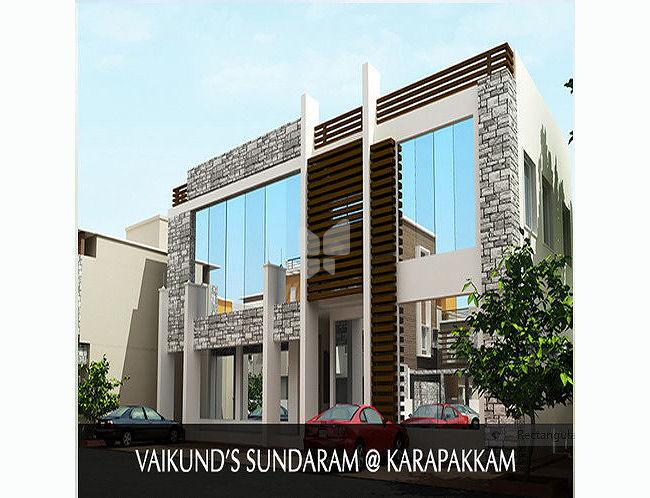 Vaikund Sundaram Phase 2 - Elevation Photo
