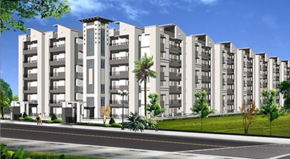 Raichandani Maruti Suncity - Elevation Photo