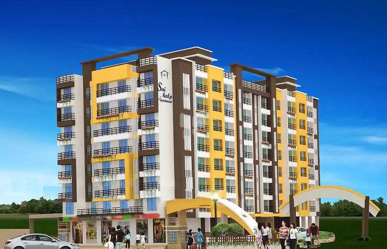 Sai Kalp Apartment - Project Images