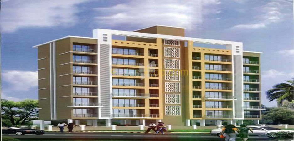 Sitaram Raveria Complex - Elevation Photo