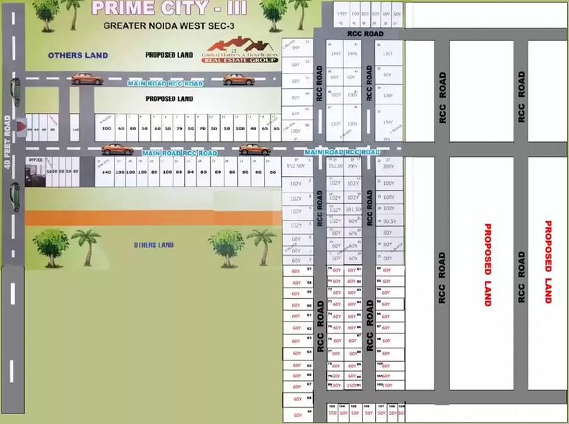 Global Prime City 3 - Project Images