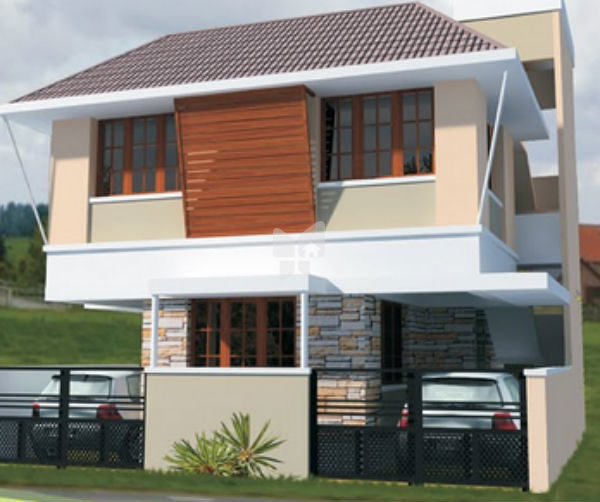 Manju Nano Villa - Elevation Photo