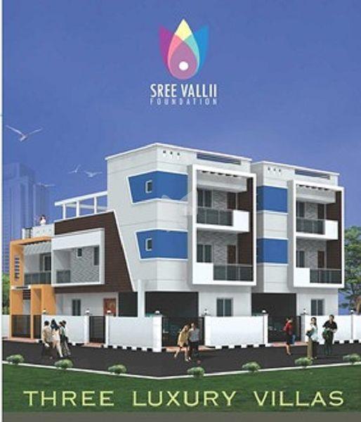 Sri Vallii Villa - Elevation Photo