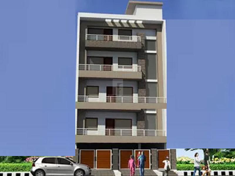 Kapani Homes - 4 - Elevation Photo