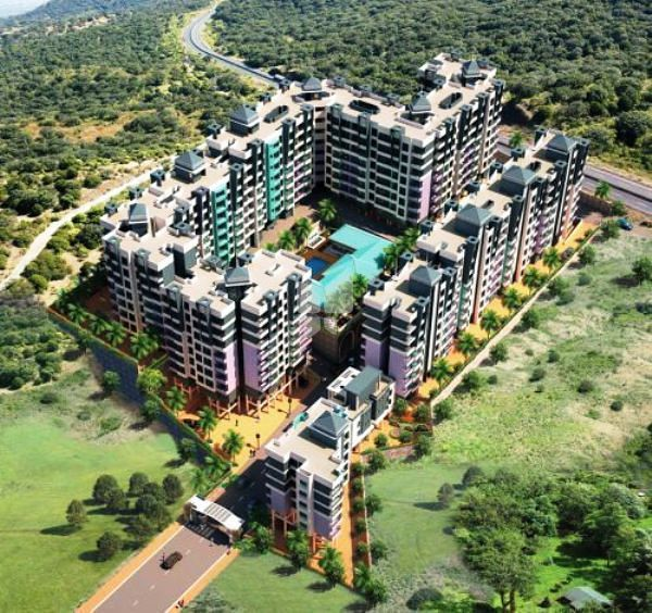 Panvelkar Heights - Project Images