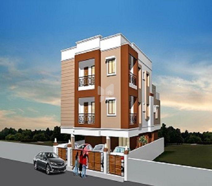 Nidhi Exclusive Floors - Elevation Photo