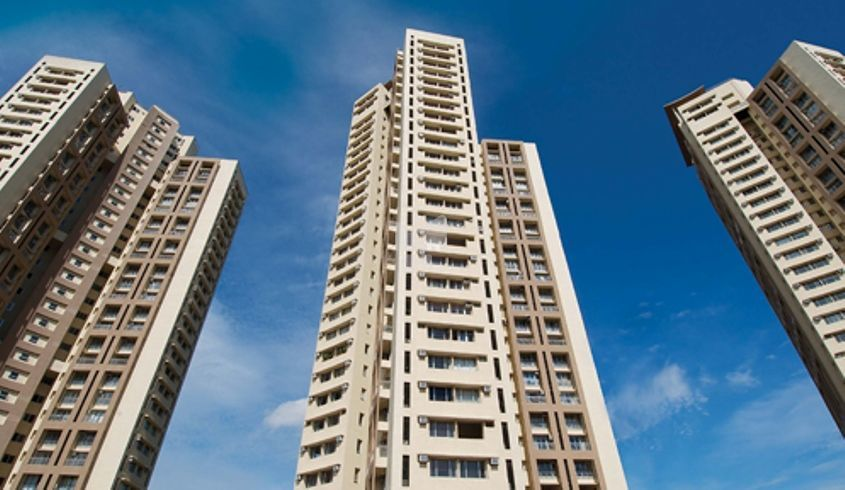 Peninsula Ashok Towers - Elevation Photo