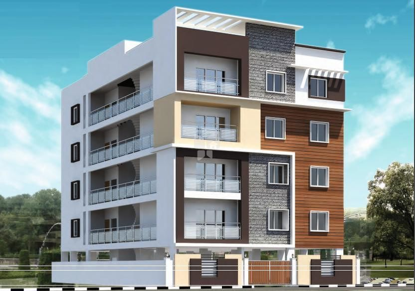 SS Sai Sharan Residency - Elevation Photo