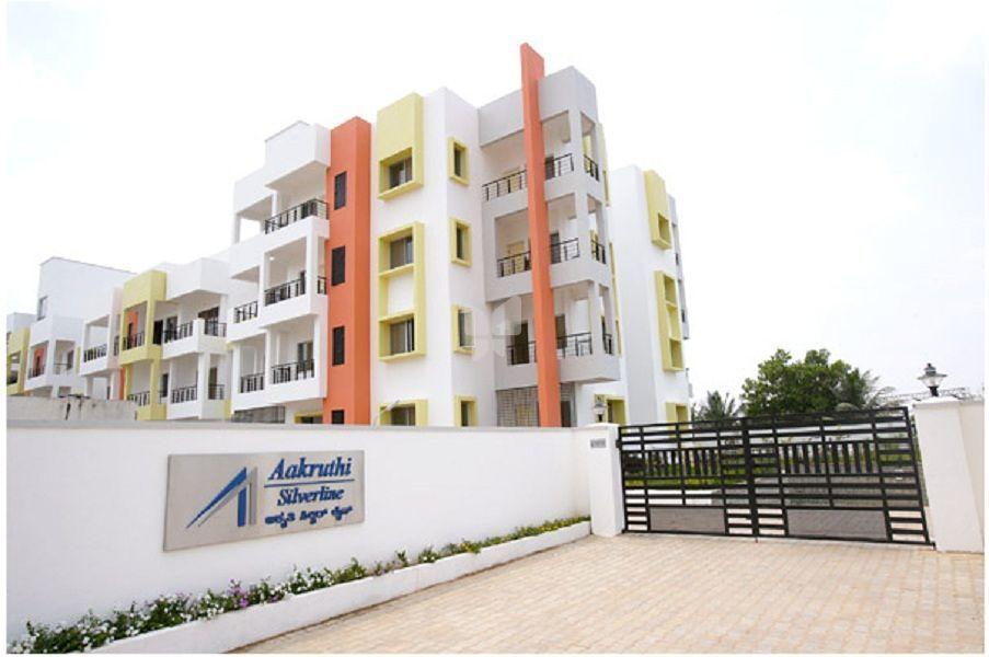 Aakruthi Silverline - Elevation Photo
