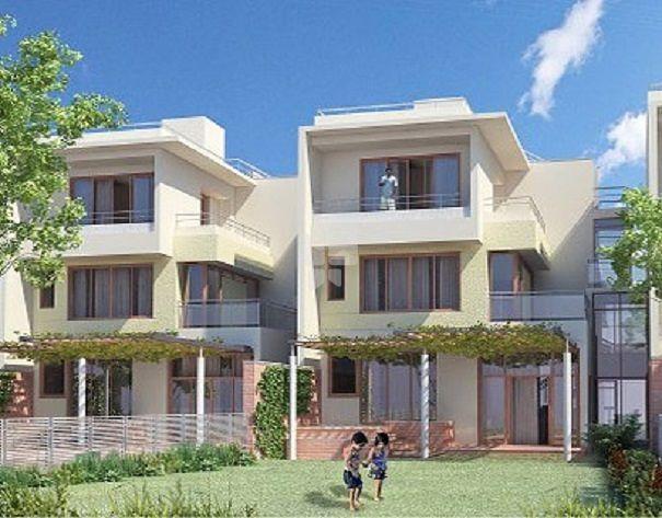 Sukritha Aaroha Villas - Elevation Photo