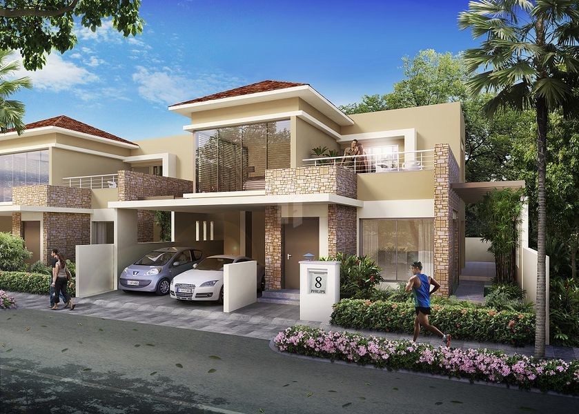 Pride Crosswinds Villa - Project Images