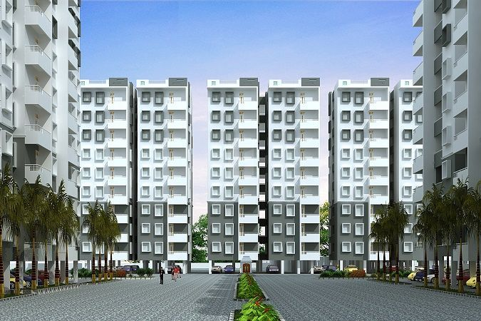 Palm Groves Apartment - Elevation Photo